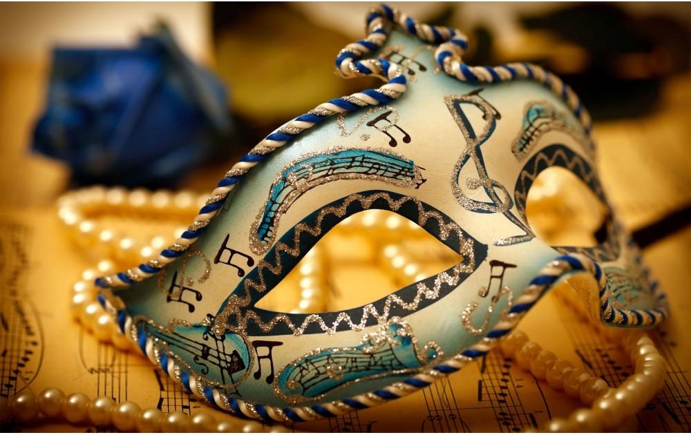 Карнавальные маски - история происхождения