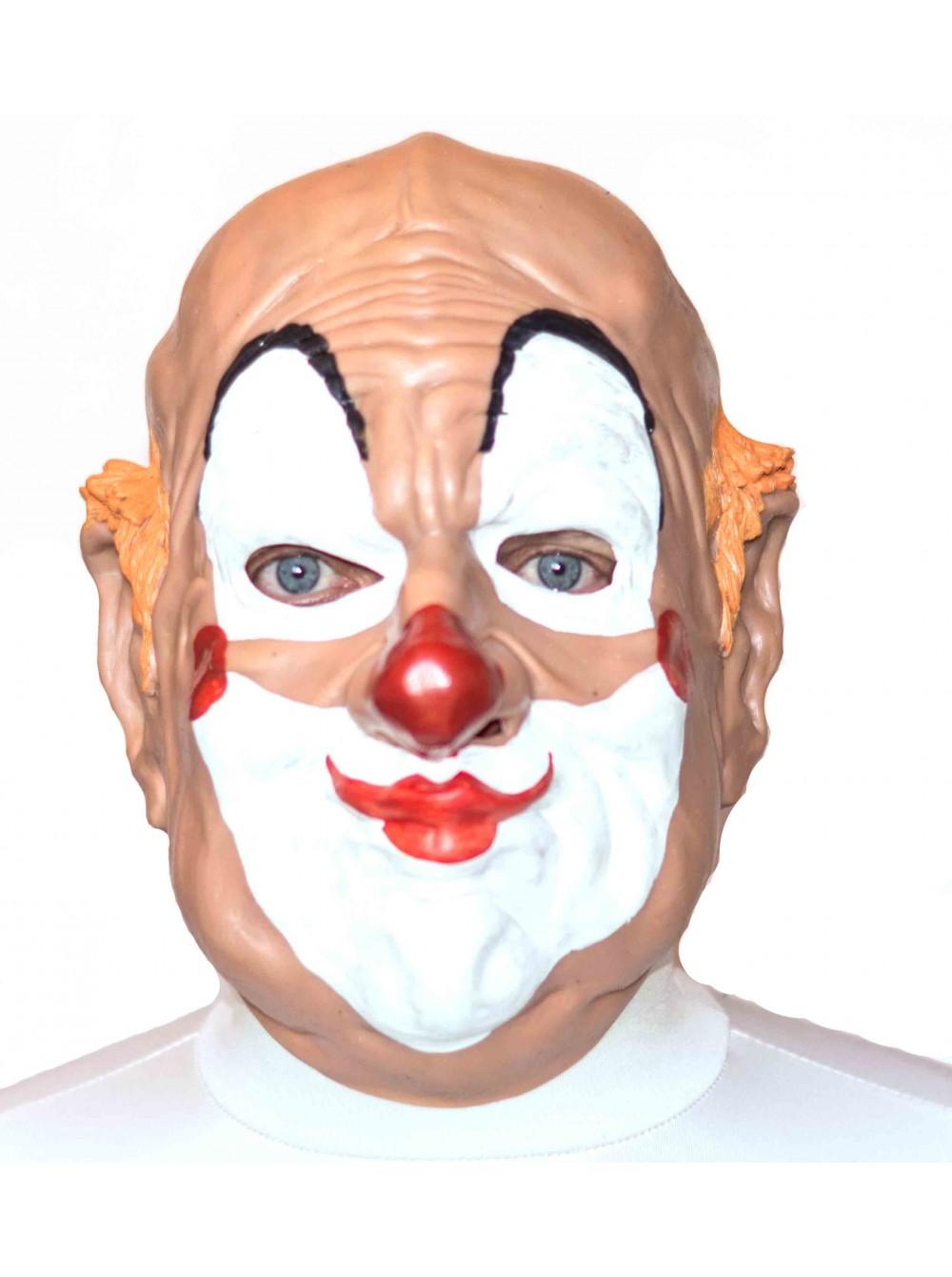 Маска клоуна. Купить страшную маску клоун убийца Фото, цена