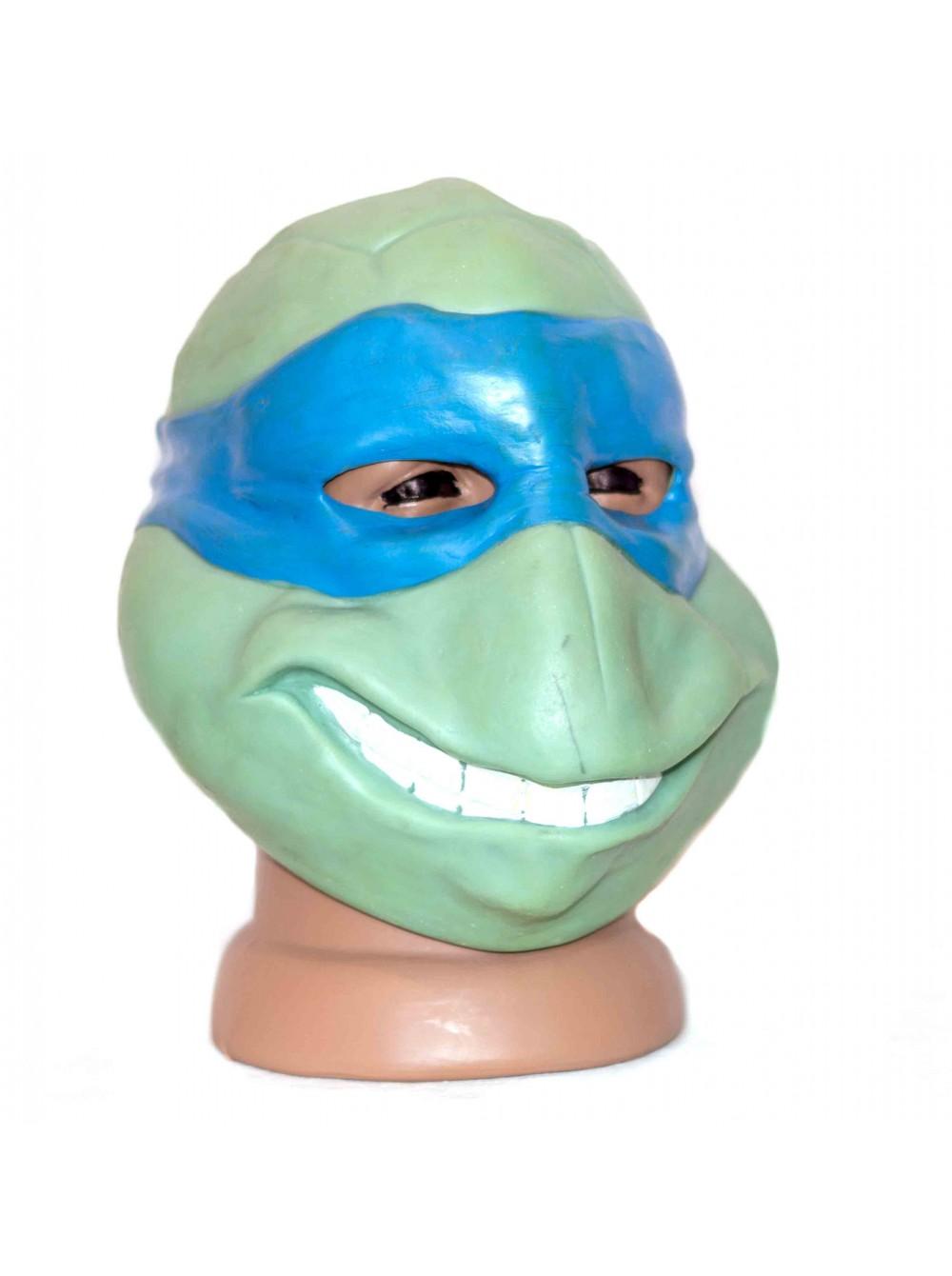 Купить маску черепашки-ниндзя Леонардо в интернет-магазине
