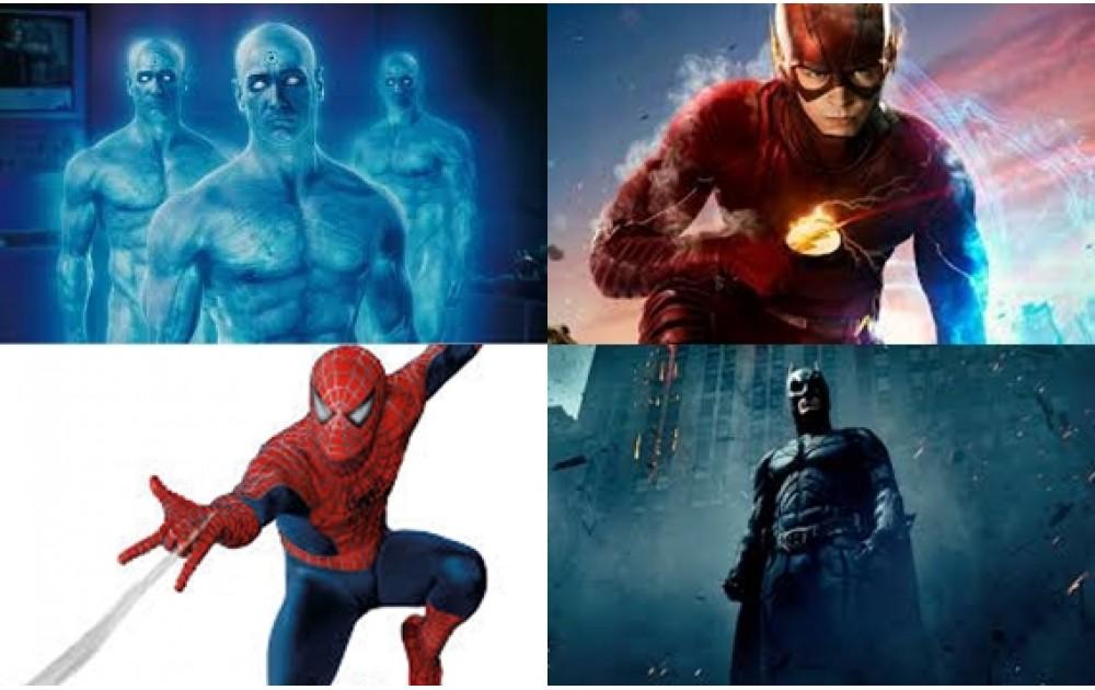 Какие супергерои могли бы существовать теоретически?