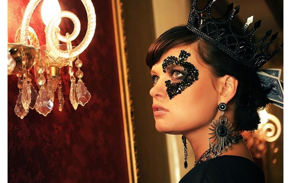 Образы Хэллоуина: Пиковая дама