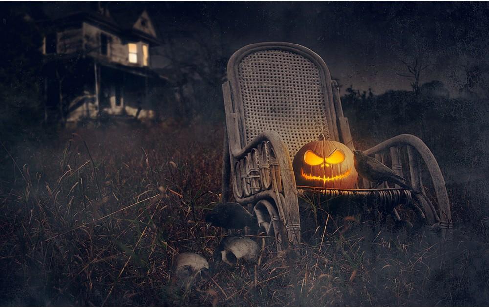 Праздник Хэллоуин!